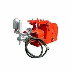 Motor Hydraulic Testing Pump