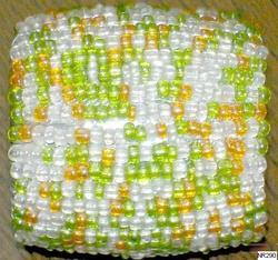 Sparkle Beaded Napkin Ring