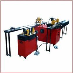3 in 1 Bus Bar Machines, Capacity: Semiautomatic