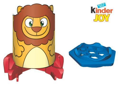 Kinder Joy Cartoon Tattoo Inflatable Toys And Preschool