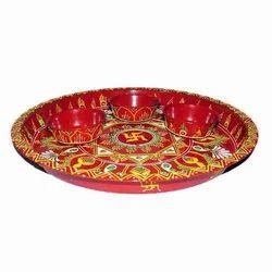 Conwork Puja Thali