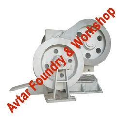 Metal Scrap Shearing Machinery