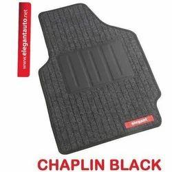 Chaplin Black Foot Mats