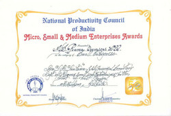 National Productivity Council of India