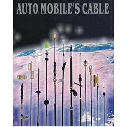 Control Cables & Wire Assemblies- Accelerator Cables