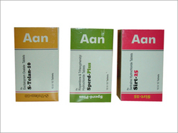 Manufacturer of Pharmaceutical Tablets & Cough Syrups by