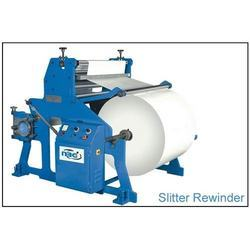 Slitter Rewinder Web Offset Printing Press