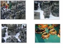 Rajasthani Clay Items