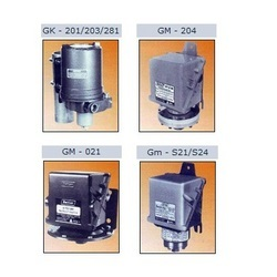 Sovereign Pressure Switches