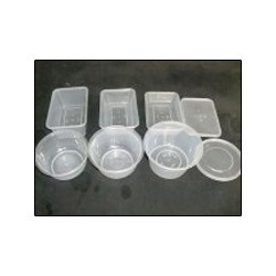 Recyclable Plastic Food Container