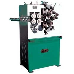 automatic spring machine