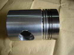 Piston for SKL Marine Engine