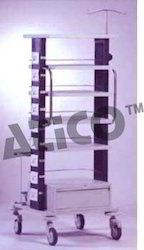 Monitor Trolley ( For Scopic Surgery)