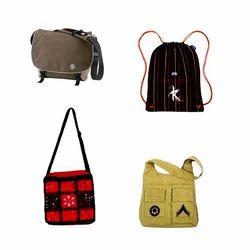 Nylon College Bags