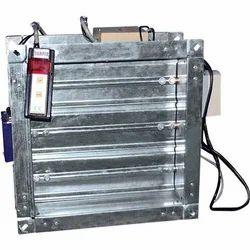 GI Motorized Low Leakage Volume Control Dampers