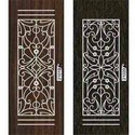 Carved Metal Art Doors