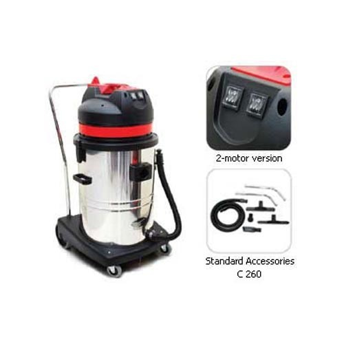 Industrial Wet Amp Dry Vacuum Cleaner Wholesale Trader From