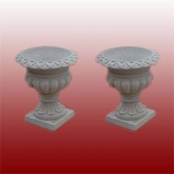 Decorative Stone Pots
