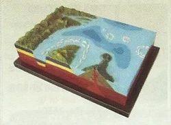 Model Of Land  Formation BPG3417