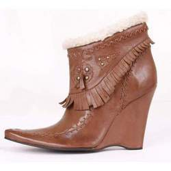 Ladies Smart Ankle Boot