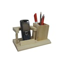 Wooden Fancy Mobile Stands