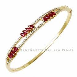 2012 Latest Ruby Bracelet