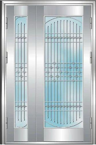 Tremendous Stainless Steel Door Grills Stanland Company Manufacturer In Inspirational Interior Design Netriciaus