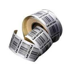 Industrial Barcode Label