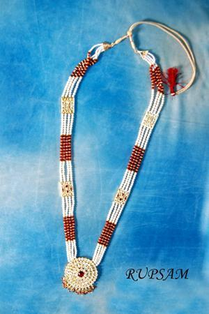 Beaded pendants costume fashion jewelry rupsam creation in beaded pendants mozeypictures Choice Image