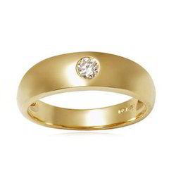 Engagement Plain Ring