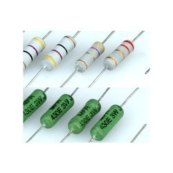 Silicon Coated Axial Wire Wound Resistors