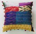 Home Decor Kantha Scarf Cushion Covers