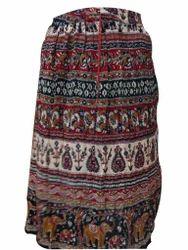 Jaipuri Print Skirts
