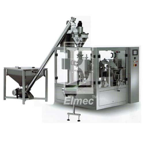 Automatic Rotary Filling Machine