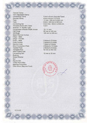 Certificates - 14