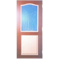 Designer Double Panel Door