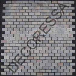 Multicolor Mosaic Brick