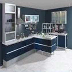 Modular Kitchen Cabinets In Jalandhar मॉड्यूलर रसोई की