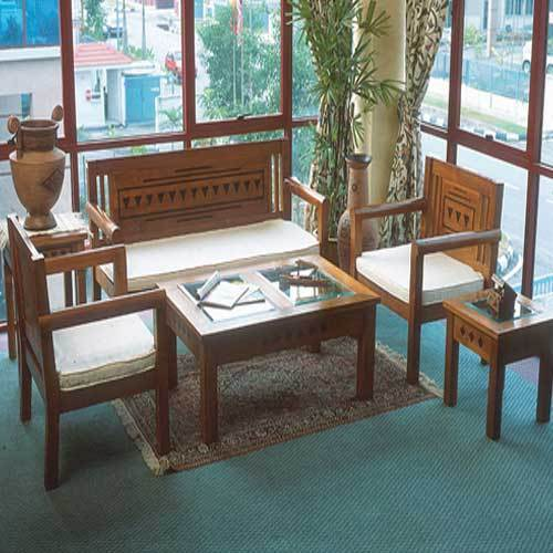 Teak Wood Furniture - Teakwood Double Bed Manufacturer from Bengaluru