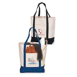 Big Brother Boat Tote Bags