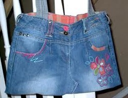 Capri Jeans For Kids & Adult