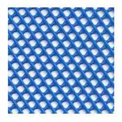 Blue Plastic Wire Mesh, For Industrial