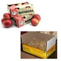 Corrugated Paper Mango Packaging Boxes