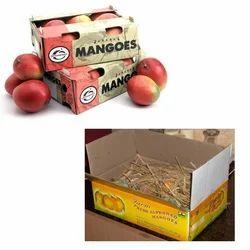 Corrugated Paper Mango Packing Boxes