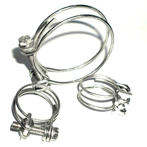 Ss Wire Hose Clamp at Rs 184 /piece | Ss Hose Clamps | ID: 2947524748