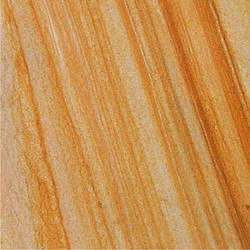 Yellow Teak Wood Marble Stone