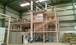 Pulse Mill Plant Machinery