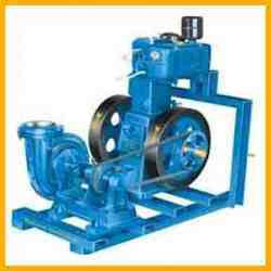 8 to 16 hp Diesel Engine Belt Driven Pumpset