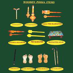 Homam-Yagam Wooden Products