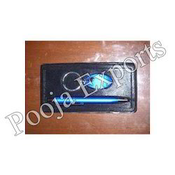 Promotional Key Ring With Pen